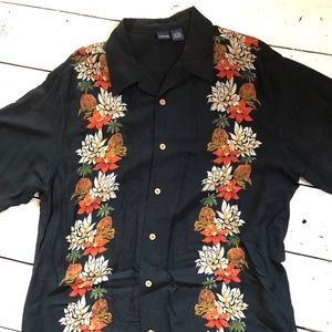 Cherokee Men's Hawaiian Shirt 👕